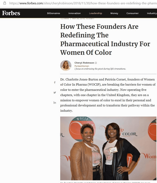 WOCIP Forbes Article New